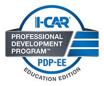 I-CAR PDP-EE logo